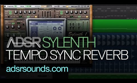 Learn How To Tempo Sync The Reverb in Sylenth