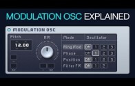 Learn How To Use The Modulation OSC in Massive