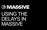 Learn How To Use The Synced Delay In Massive