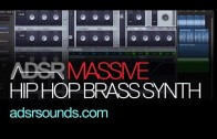 Make a Huge Hip Hop Brass Synth in Massive