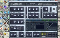 Make a Noisia Reese Bassline (Leakage style) with NI Massive