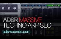 Make A Techno Arp Sequence in Massive