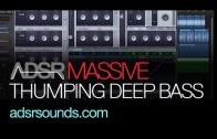 Make A Thumping Deep Tech Bass in Massive