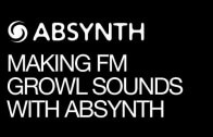 Make Awesome FM Growls in NI Absynth