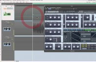 Making a Cool Saw Wave Riser Transition FX with NI Massive