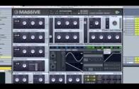 Making a Liquid NI Massive Electro Bass Synth