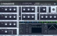 Making a Nice NI Massive Big Room House Lead Synth