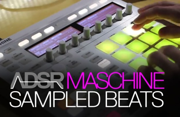 Create Original Beats With Sampled Sounds on Maschine