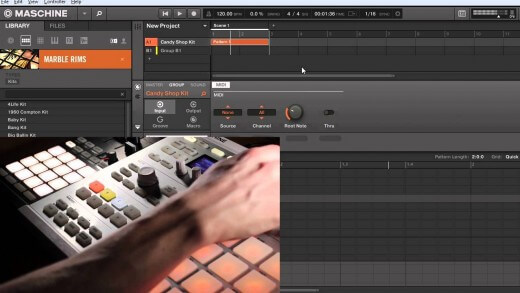 Controlling multiple sounds with MIDI