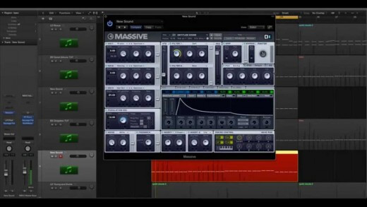 Massive Beast V2 Lead and Bass Layering Design