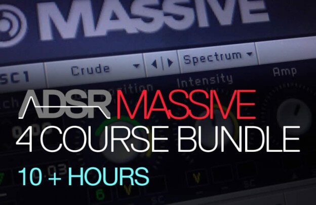 Massive Masterclass Bundle - Save $47
