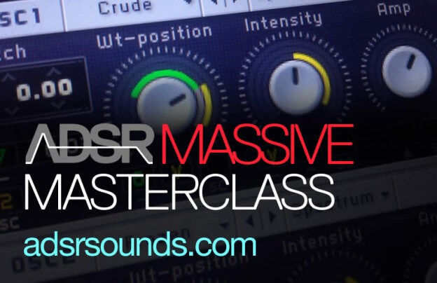 NI Massive Masterclass - Learn Every Function & Feature Of Massive