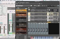 Multi-Timbral Automation with Kontakt and Logic Pro