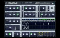 NI Massive Drum Synthesis