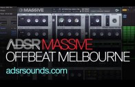 Offbeat Melbourne Bounce Bass in Massive