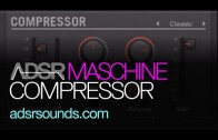 Overview of the Maschine Compressor and Maximizer Tools