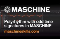 Polyrhythm with Odd Time Signatures in Maschine