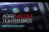 Pro Tips for Tighter Bass Sounds in Massive