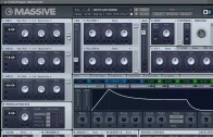 Progressive Lead Synth in NI Massive and FL Studio