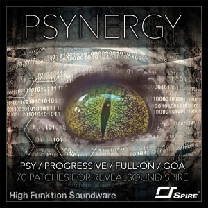 Psynergy Soundbank
