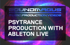 Psytrance Music Production In Ableton