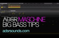 Quick Tip for Huge Bass in Maschine