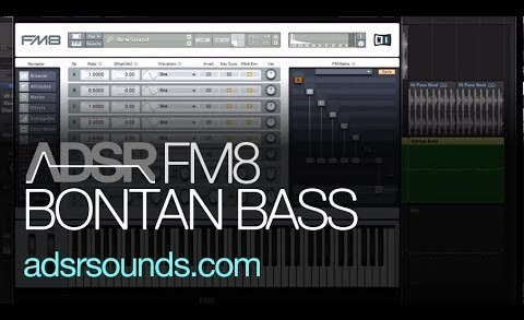 Recreate Bontans' Move On Out Bass in FM8