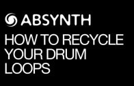 Recycle your Drumloops in Absynth 5