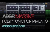 Set Up Polyphonic Portamento Effect in NI Massive