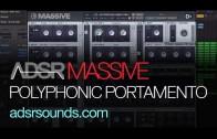Set Up Polyphonic Portamento Effect in NI Massive
