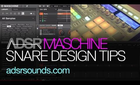 Snare Sound Design With Maschine