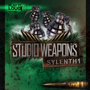 Play It Loud: Studio Weapons Vol 1 For Sylenth1