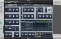 Tech Arp/Sequence with Automated Delay Send FX
