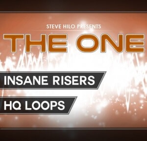 THE ONE: Insane Risers Demo - Free WAV Samples