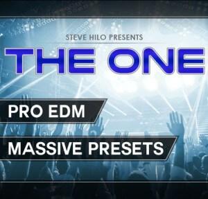 THE ONE: Pro EDM Demo - Free Massive Presets