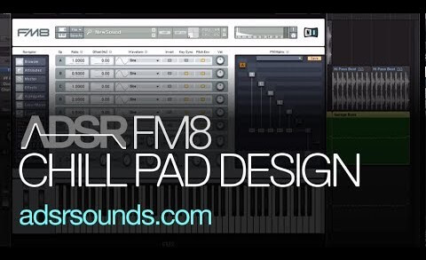 Tips and Tricks for designing Pads in FM8