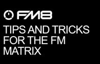 Tips and Tricks For The FM Matrix In FM8