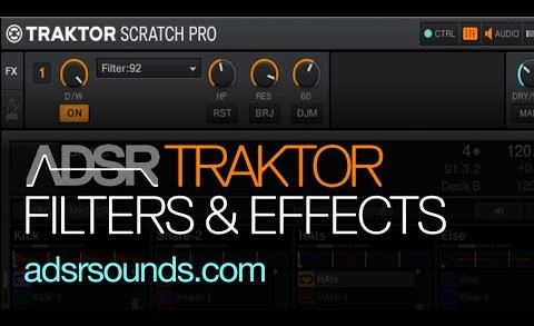 Traktor – All 3 Filter:92 Effects