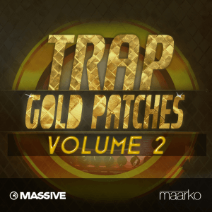 Trap Gold Patches Vol.2