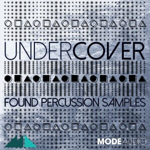 Undercover: Found Percussion Samples