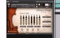 Understanding the Session Strings Pro Animator in Kontakt