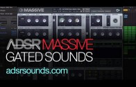 Use Gated Sounds in Massive To Thicken A Mix