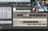 Using Kontakt Abbey Road Drum Kits with Maschine