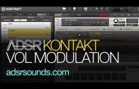 Using Modulation To Control Volume In Kontakt