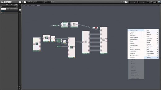 Using the 16-Step Module In Reaktor