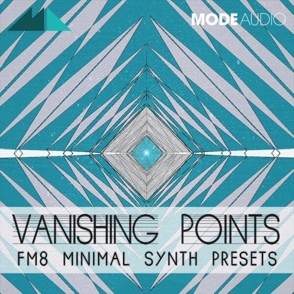 Vanishing Points: FM8 Minimal Synth Presets