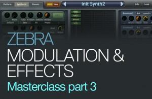 U-He ZEBRA - Modulation / FX Masterclass