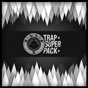 Run the Trap Suprepack - Artwork