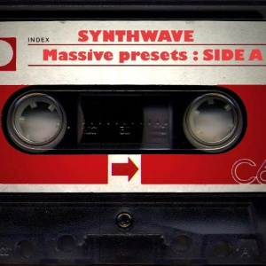 SYNTHWAVE SIDE A - Cover