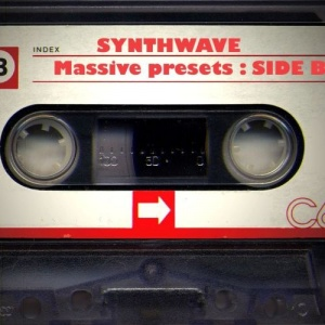 SYNTHWAVE SIDE B - Cover